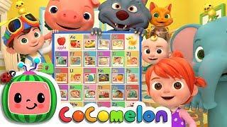 Video ABC Phonics Song | CoCoMelon Nursery Rhymes & Kids Songs MP3, 3GP, MP4, WEBM, AVI, FLV Maret 2019