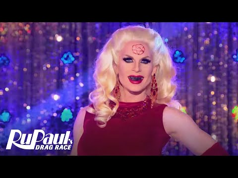 Shequel Runway | S2 E4 | RuPaul's Drag Race All Stars
