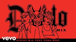 Video Sticky M.A. - Diablo (Remix) ft. Yung Beef MP3, 3GP, MP4, WEBM, AVI, FLV Agustus 2018