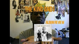 Faith Evans THE KING AND I Album Review