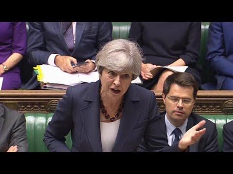Τ. Μέι: «Θα χρειαστεί περίοδος προσαρμογής για το Brexit»