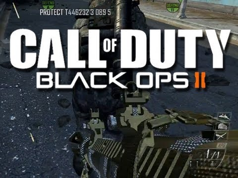 Black Ops 2 - Epic Camping! #1 (Camper Commentary)