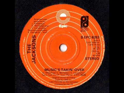 Michael Jackson - Music's Takin' Over lyrics