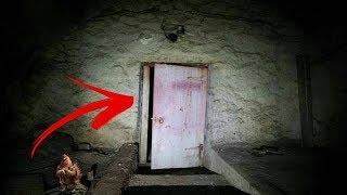 Dalam Terowongan Kuno Ada Pintu Misterius, Saat dibuka dalamnya Mengejutkan !!