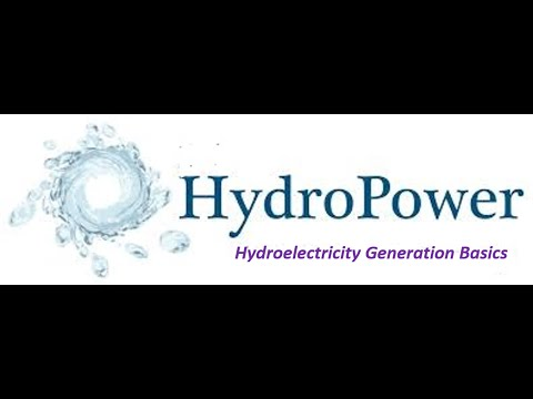 Hydroelectricity- How electricity is generated from water?