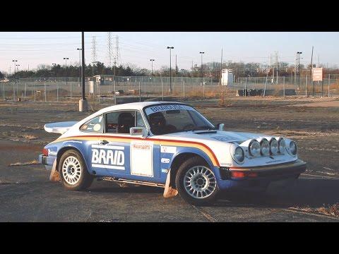 RallyPrepped 1984 Porsche 911 Carrera  MY LIFE AS A RALLYIST