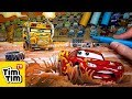 How to draw Miss Fritter chases Lighting McQueen | Thunder Hollow | Cars 3 Movie Clip Trailers 2017