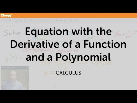 derivative case study In this case, the directional derivative is a vector in r m  the study of differential calculus is unified with the calculus of finite differences in time scale.