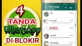 Video Inilah 4 Tanda WhatsApp Kamu Di Blokir Orang Lain MP3, 3GP, MP4, WEBM, AVI, FLV Oktober 2018