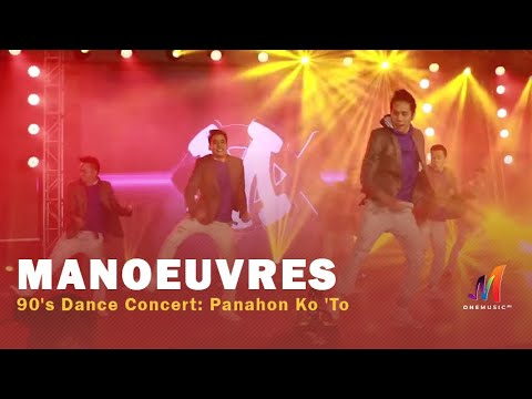Manoeuvres performs their greatest hits | 90's Dance Concert: Panahon Ko 'To