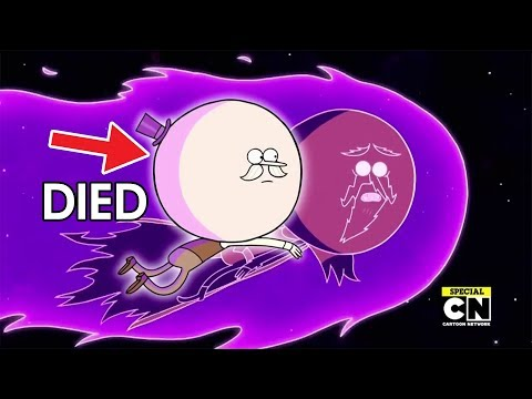 Regular Show | Finale Episode | The Death of Pops