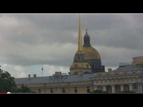 Churches Saint Petersburg HD