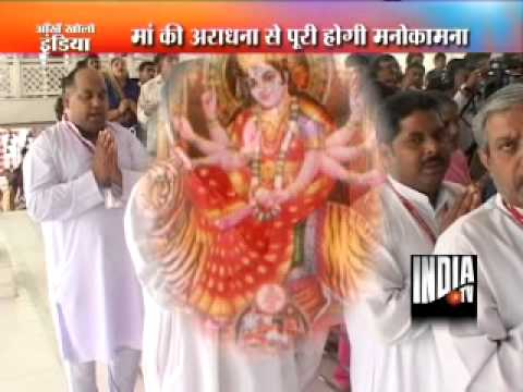 Navratra Special: Blessings from Maa Katayani !