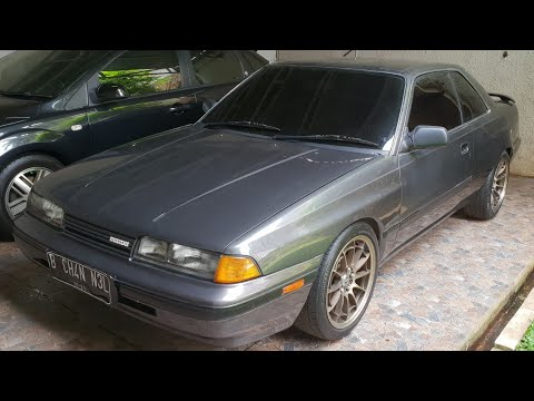 In Depth Tour Mazda MX-6 (1990) - Indonesia