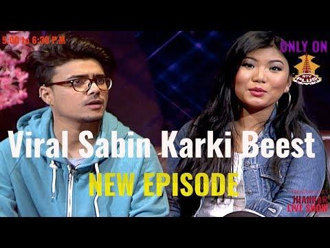 (Viral Sabin Karki Beest @Jhankar Live Show with ... 59 minutes.)