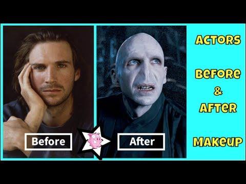 Εκπληκτικές μεταμορφώσεις ηθοποιών για τις ανάγκες των ταινιών