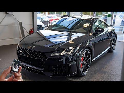 2020 Audi TT RS Coupé (400hp) - Sound & Visual Review!
