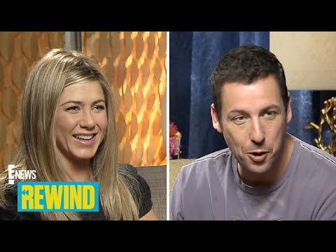 """Aniston & Sandler's Best """"Just Go With It"""" Moments: Rewind 