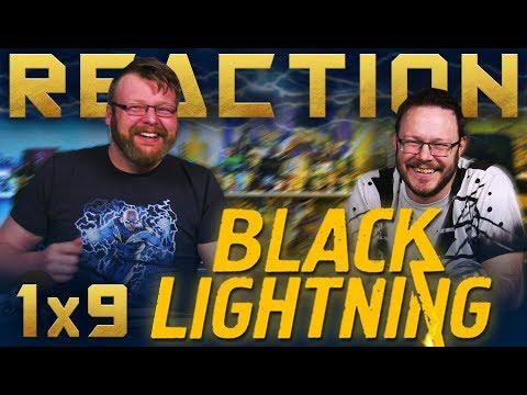 "Black Lightning 1x9 REACTION!! ""The Book of Little Black Lies"""