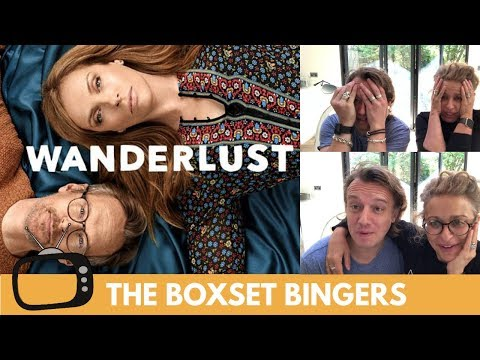 Wanderlust Ep.4 (BBC2 Toni Collette Series) Nadia Sawalha & Family Review