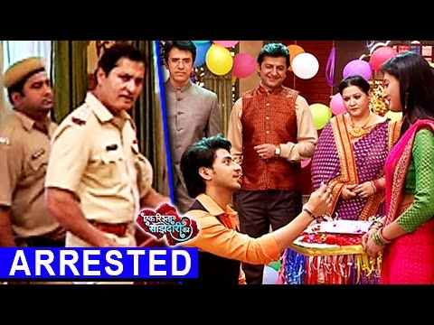 Aryan Gets ARRESTED In Sanchi's BIRTHDAY PARTY | �