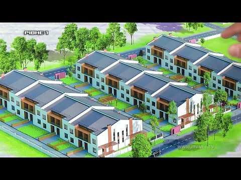"""У Рівному розпочалося будівництво найбільшого котеджного містечка - """"Golden Hills"""" [ВІДЕО]"""