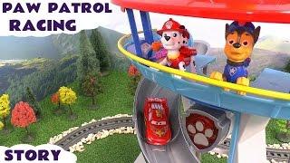 Paw Patrol Racing