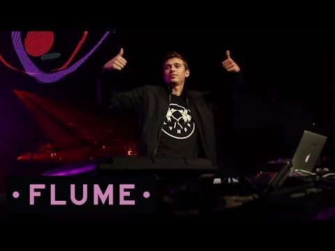 Flume - Infinity Prism Tour: Soundcheck Ft Chet Faker