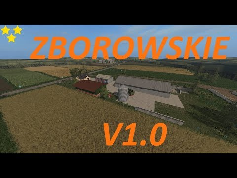 Zborowskie map v1.0