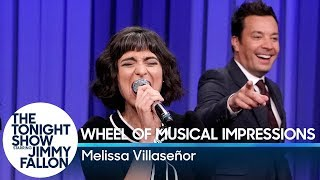 Download Video Wheel of Musical Impressions with Melissa Villaseñor MP3 3GP MP4