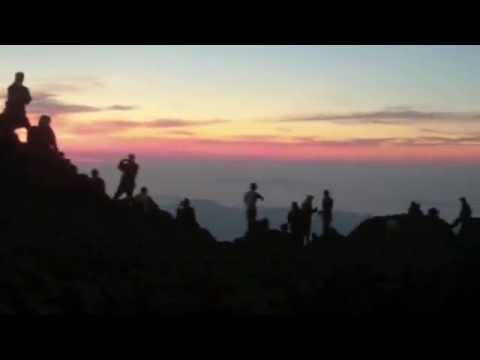 Восход в горах Чирисан