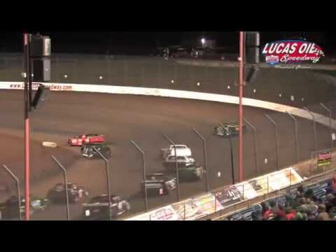 Factory Stock Shootout Feature - October 11, 2014