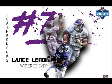"Lance ""Savage 7"" Lenoir Jr 