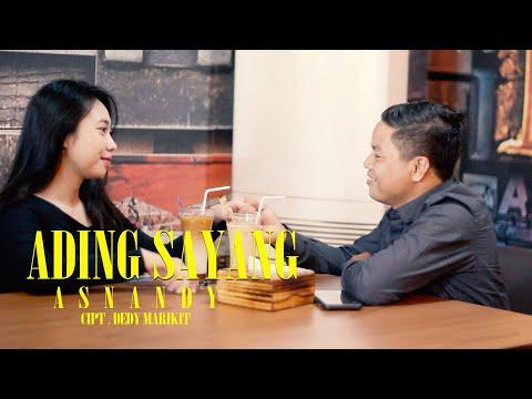 ASNANDY | ADING SAYANG | LAGU DAYAK TERBARU 2020 | MV OFFICIAL
