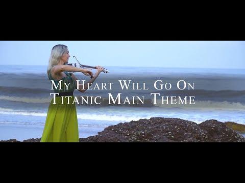 "Céline Dion  ""My Heart Will Go On"" Cover by Anastasia Soina"