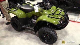 3. 2017 Honda Recon ES - Walkaround - 2016 AIMExpo Orlando