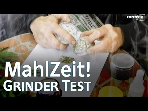 N°167 - Mahl Zeit / Grinder Test - Exzessiv