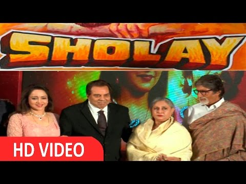 Team Sholay Back On Stage