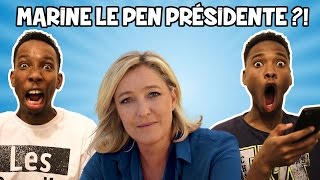 Video ET SI MARINE LE PEN ÉTAIT PRÉSIDENTE DE LA RÉPUBLIQUE !!! MP3, 3GP, MP4, WEBM, AVI, FLV September 2017