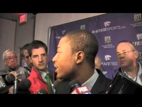 Tyler Lockett Interview 11/4/2012 video.