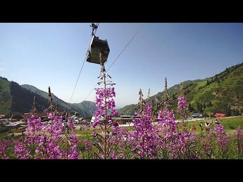 Καζακστάν: Ένας επίγειος ορεινός αθλητικός παράδεισος στο Αλμάτι – focus