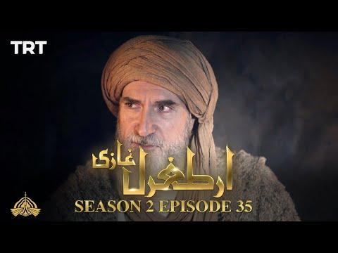 Ertugrul Ghazi Urdu | Episode 35| Season 2