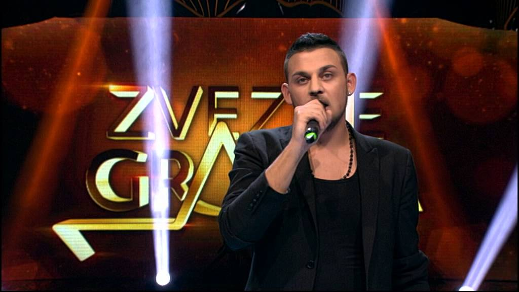 Dino Čakarov – Dodjes mi u san – Zvezde granda 2014-2015 – (04.10.) – treća emisija – muška grupa