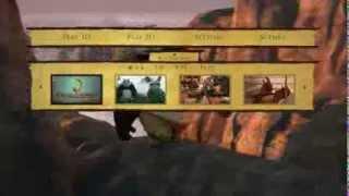 Kung Fu Panda 2 2011 3D+2D Blu-ray 50G + 25G 3DVietnamese