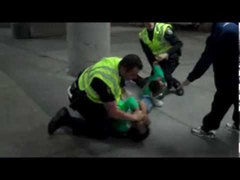 La abusiva policía de Venezuela