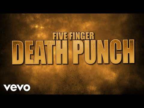 Video Five Finger Death Punch - Gone Away (Lyric Video) download in MP3, 3GP, MP4, WEBM, AVI, FLV January 2017