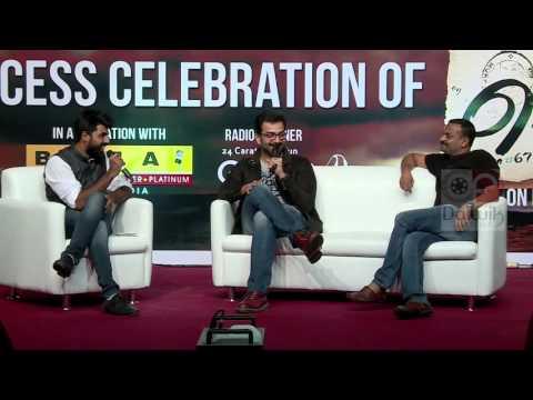 Prithviraj Imitating Mohanlal and explains Amar Akbar Anthony Scene