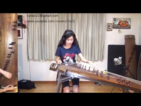 Bob Dylan-All Along The Watch Tower Gayageum ver. by Luna