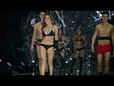 Video Andrea Torres at #BenchUnderTheStars Fashion Show download in MP3, 3GP, MP4, WEBM, AVI, FLV January 2017