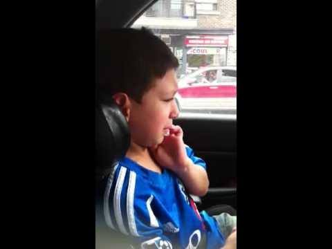 Ragazino canadese piange per l'addio di Del Piero